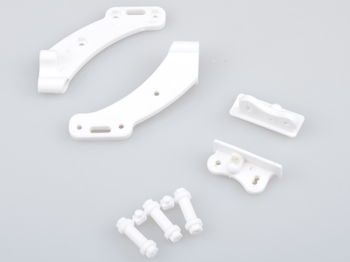 White Wingmount by JQRacing