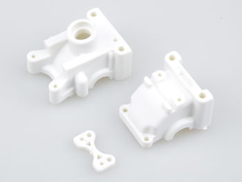 White Front Gearbox by JQRacing