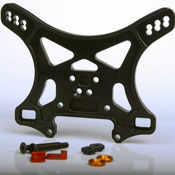 THE JQRacing Plain Rear Tower (White Edition) (PRE PRODUCTION)