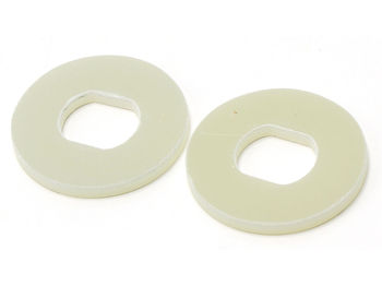 Fibreglass Brake Disks by JQRacing