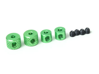 Linkage Collars (Green) by JQRacing